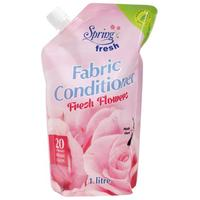 Spring Fresh Fabric Conditioner - Fresh Flowers (1L)