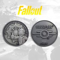 Fallout: Collectable Coin - Vault-Tec image