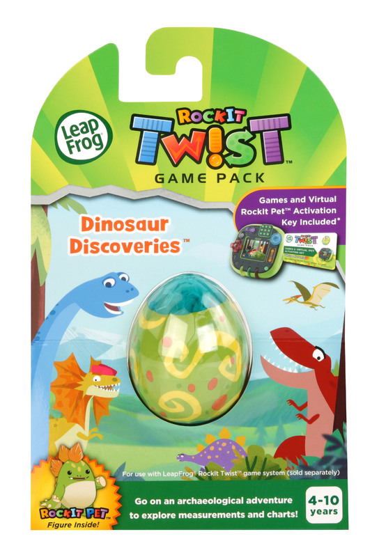 Leapfrog: Rockit Twist - Expansion Set (Dinosaurs)