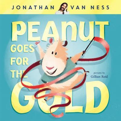 Peanut Goes for the Gold by Jonathan Van Ness image