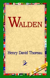 Walden by Henry David Thoreau image