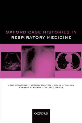 Oxford Case Histories in Respiratory Medicine by John Stradling image