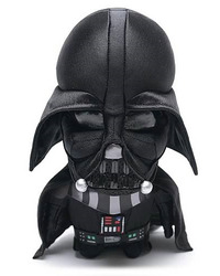 "Star Wars 9"" Talking Plush - Darth Vader"