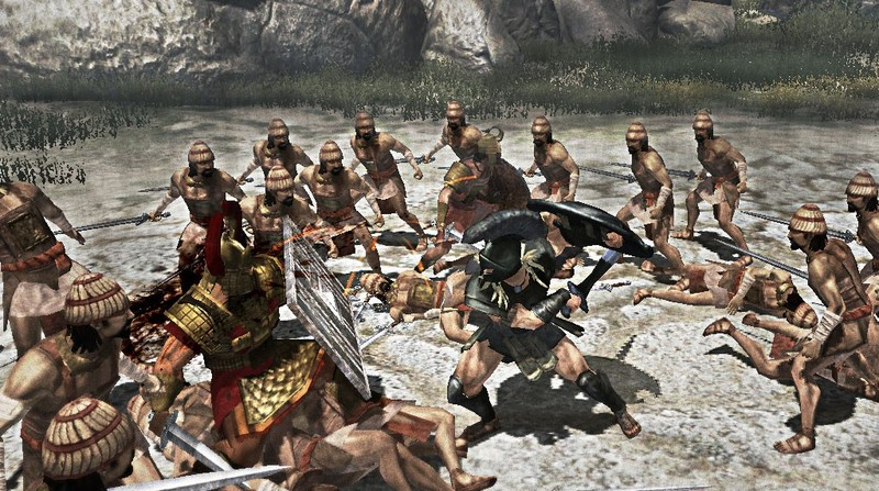 Warriors: Legends of Troy for PS3 image