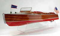 1930 24 Chris-Craft Runabout Kit 1:8 Model Kit