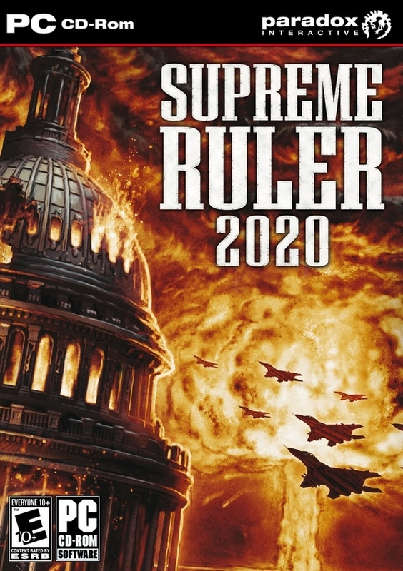 Supreme Ruler 2020 for PC