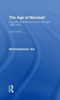 Age of Marshall by Narmedeshwar Jha image