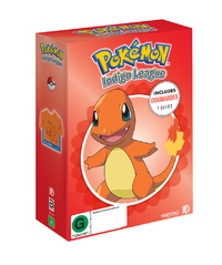 Pokemon: Indigo League - Collector's Edition on DVD
