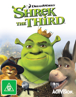 Shrek the Third for PC Games