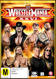 WWE: Wrestlemania 26 DVD