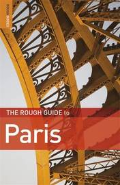 The Rough Guide to Paris by Ruth Blackmore image