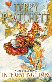 Interesting Times (Discworld 17 - Rincewind/The Wizards) (UK Ed.) by Terry Pratchett