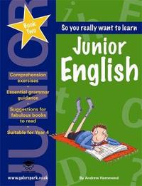 Junior English Book 2 by Andrew Hammond image