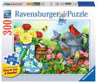 Ravensburger: Garden Traditions - 300pc Puzzle