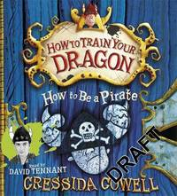 How to be a Pirate by Cressida Cowell image