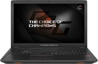 ASUS ROG GL753VE-GC090T 17.3'' Gaming Laptop i7-7700HQ, 16GB, 256SSD + 1TB, GTX 1050 TI 4GB