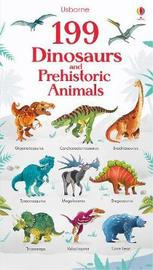 199 Dinosaurs and Prehistoric Animals by Hannah Watson image