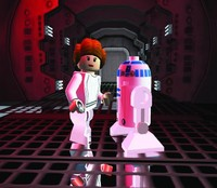 LEGO Star Wars II: The Original Trilogy (Platinum) for PlayStation 2 image
