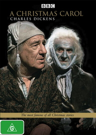 Christmas Carol, A on DVD image