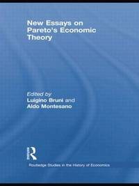 New Essays on Pareto's Economic Theory