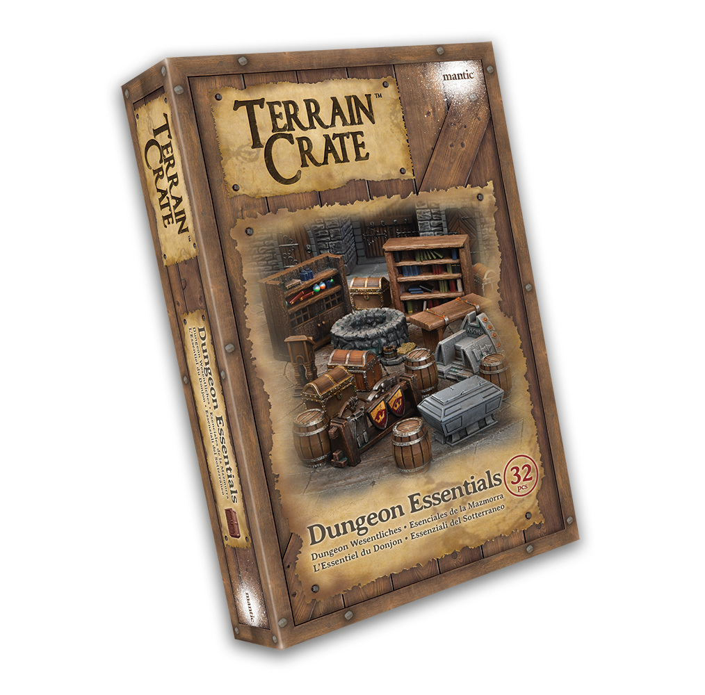 TerrainCrate: Dungeon Essentials image