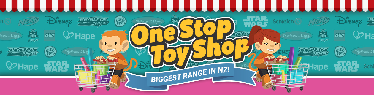Biggest Range of Toys in NZ!