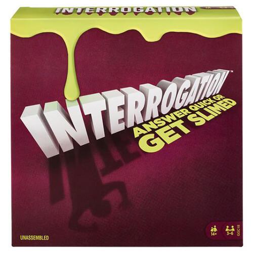 Interrogation - Board Game