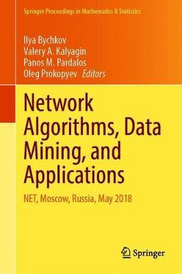 Network Algorithms, Data Mining, and Applications