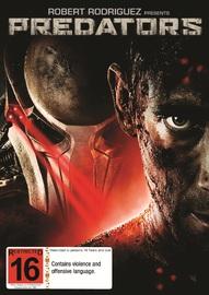 Predators on DVD