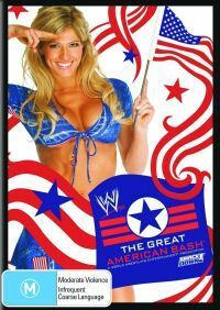 WWE - The Great American Bash 2005 on DVD