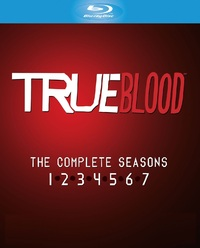 True Blood - The Complete First to Seventh Seasons on Blu-ray