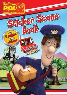 Postman Pat Sticker Scene image