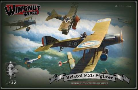 Wingnut Wings 1/32 Bristol F.2b Fighter Model Kit