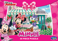 Holdson: Minnie Mouse 60pc Boxed Puzzle - Oh Sew Sweet