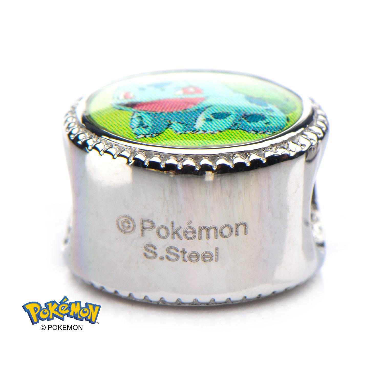 Pokemon Bulbasaur Bead Charm image