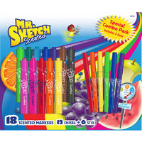 Mr. Sketch Scented Markers 18 Pack