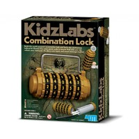 4M: Kidzlabs - Combination Lock