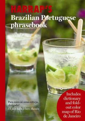 Harrap's Brazilian Portugese Phrasebook by Daniel Grassi image