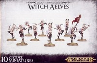 Warhammer Age of Sigmar: Daughters of Khaine - Witch Aelves