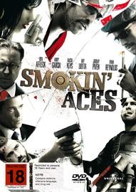 Smokin' Aces on DVD image