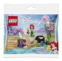 LEGO: Disney Princess – Ariel's Underwater Symphony (30552)