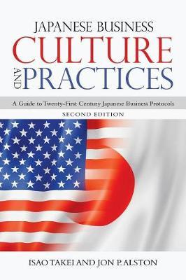 Japanese Business Culture and Practices by Isao Takei image