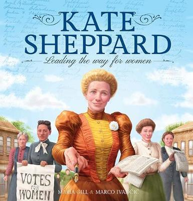 Kate Sheppard by Maria Gill