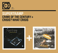 2FOR1: Crime Of The Century / Crisis? What Crisis? by Supertramp