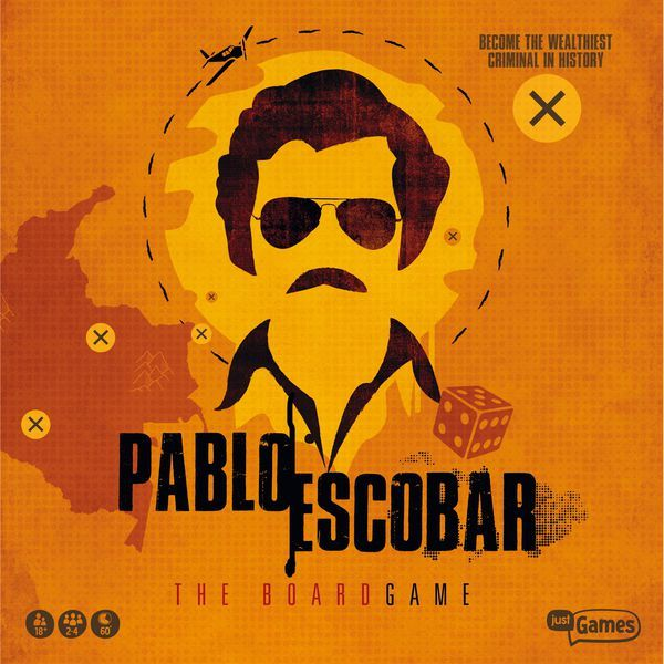 Pablo Escobar: The Board Game