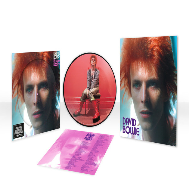 Space Oddity (Picture Disc Vinyl) by David Bowie