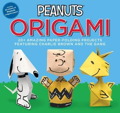 Peanuts Origami by Charles M Schulz