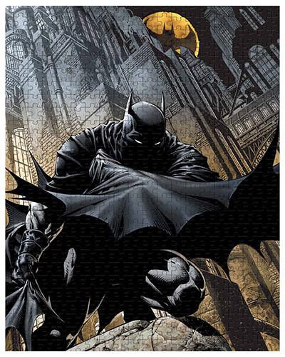 DC Comics: Batman Puzzle 1,000 pieces