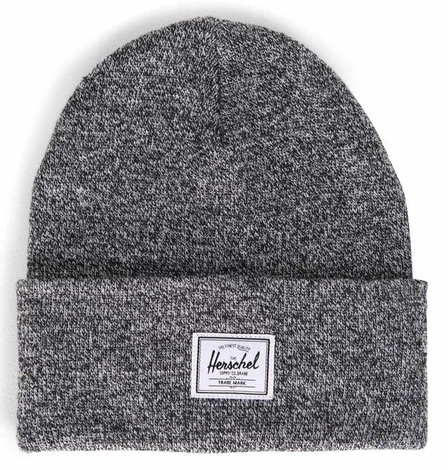 Herschel Supply Co: Elmer Beanie - Heather Black