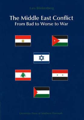 Middle East Conflict by Lars Blinkenberg